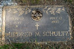 Mildred <i>Donahue</i> Schultz