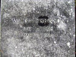 McCuin Turner Mack Robinson