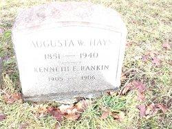 Augusta Hays