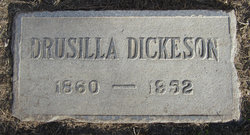 Drusilla R. <i>Morehead</i> Dickeson