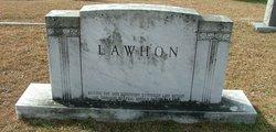 Minnie <i>Purvis</i> Lawhon