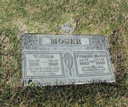 William H Moser