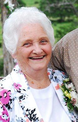 Nancy Irene Granny <i>Morgan</i> Burklund