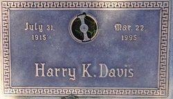 Harry K. Davis