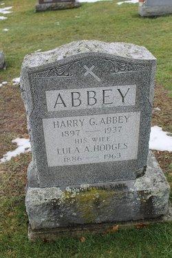 Harry G Abbey