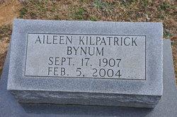 Aileen <i>Kilpatrick</i> Bynum