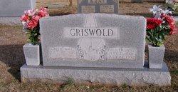 Callie Lou <i>Wray</i> Griswold