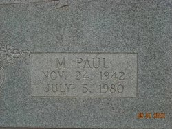 Marion Paul Rogers, Sr
