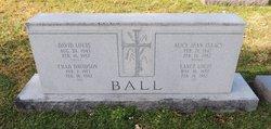 Alice Jean <i>Isaacs</i> Ball