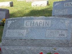 Ruth E. Chapin