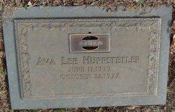 Ava Lee Huffstetler