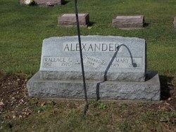 Wallace G. Alexander