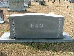 Bertha <i>Purvis</i> Ham