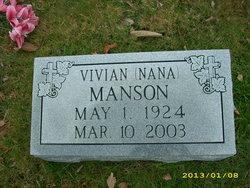 Vivian Estell <i>Starkey</i> Manson