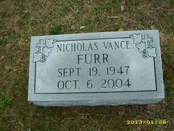 Nicholas Vance Furr