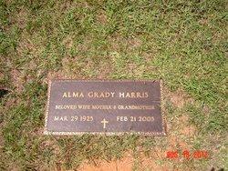 Alma G. Harris