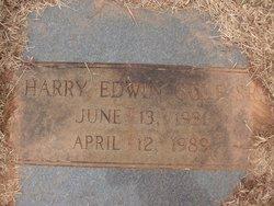 Harry Edwin Cole, Sr.