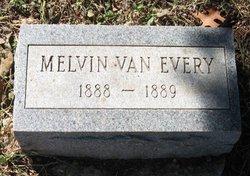 Melvin Van Every