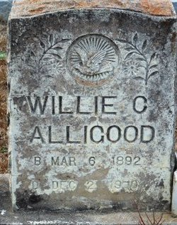 Willie C. Alligood