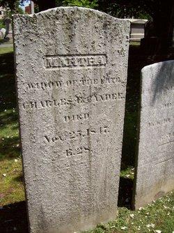 Martha <i>Hawley</i> Candee