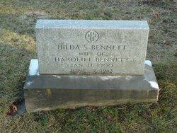 Hilda Isabelle <i>Shackleton</i> Bennett