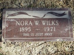 Nora Wilmuth <i>Berry</i> Wilks