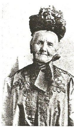 Sarah Elizabeth <i>Ramsbottom</i> Ashworth
