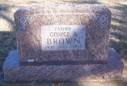 George Harrington Brown