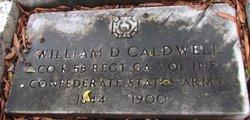 William Daniel Caldwell