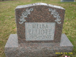 Melba Elliott