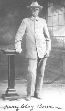Pvt Henry Clay Harry Bowen