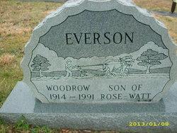 Woodrow Everson