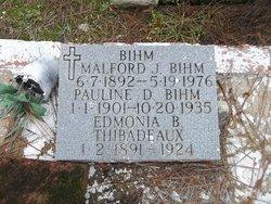 John Milfred Malford Bihm