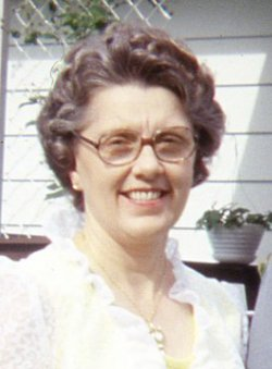 Emma Myrtle <i>Whittaker</i> Frederick