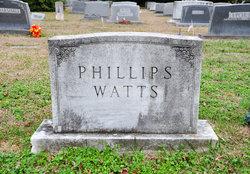 Margaret <i>Aldridge</i> Phillips