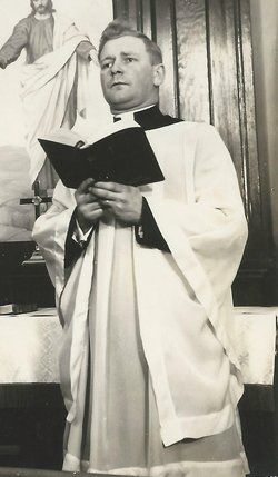 Rev Clarence Marvin Cherland