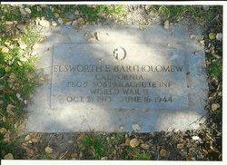 Ellsworth E Bartholomew