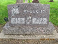 John Betten McGhghy, III