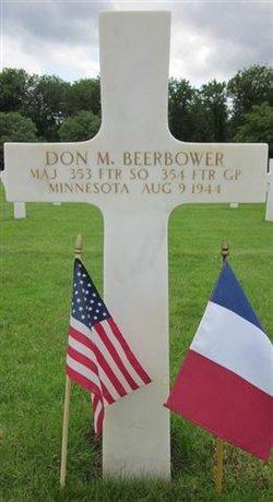 Maj Don Merril Beerbower