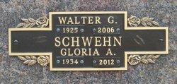 Walter G Schwehn