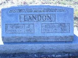 Eleanor Marion <i>Tebeau</i> Landon