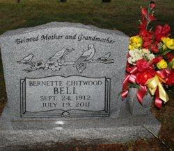 Bernette <i>Chitwood</i> Bell