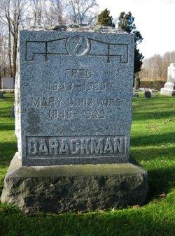 Mary Barackman