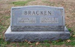John James Bracken
