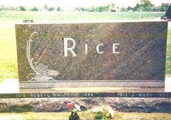 John Ward Rice