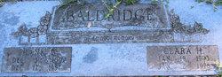Frank Loy Baldridge