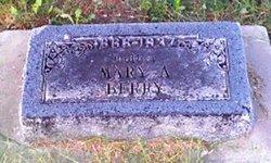 Mary A. <i>Hanshaw</i> Berry