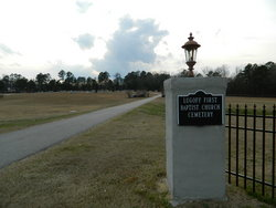 Lugoff First Baptist Cemetery