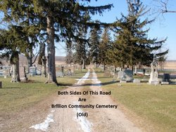 Brillion Community Cemetery (Old Section)