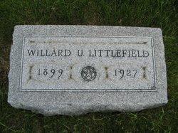 Willard V Littlefield